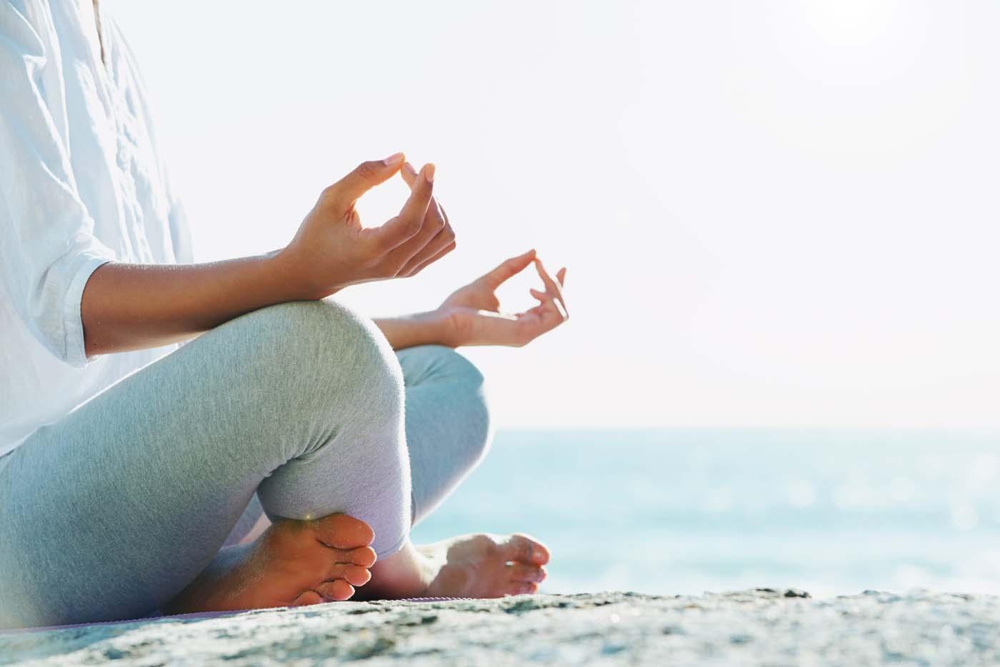 femme yogaZEN